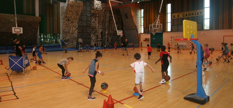 GS CARRIAT ecole basket 2020 site